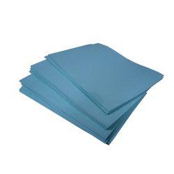 dental towels onderleggers blauw