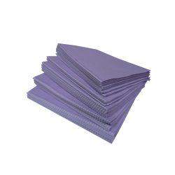 dental towels onderleggers paars