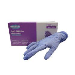 handschoenen medisept nitrile maat xs doos 100 stuks
