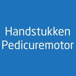 Handstukken Pedicuremotor